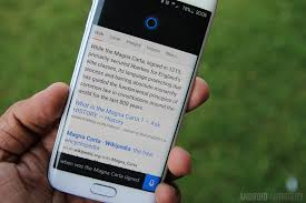 how to use cortana for android android authority