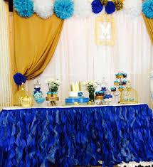 Royal Prince Decorations Royal Prince Baby Shower Party Ideas Royal Prince Baby Shower