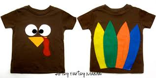 turkey shirt artsy fartsy