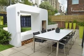 contemporary garden design in hove sussex dawn banks garden design