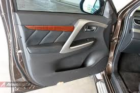 mitsubishi strada 2016 interior review interior mitsubishi all new pajero sport indonesia