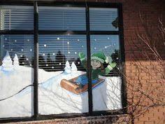 Thanksgiving Window Paintings Reinmoose 2013 Window Paintings By Susie Pinterest