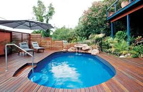 Backyard Above Ground Pool by Best Decks For Above Ground Pools Beautiful Decks For Above