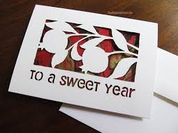 easy and simple made new year card designs best india