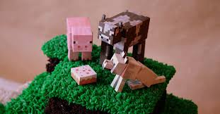 best cake toppers the best minecraft birthday cake toppers gearcraft