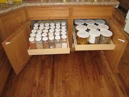 Kitchen Cabinet Spice Organizers Cabinet Spice Rack Organizer Home Design Ideas