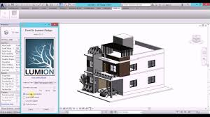 Home Design Software Photo Import How To Import Revit Architecture 2016 Projects Into Lumion 6