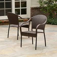 Stackable Patio Chairs Ideas Stackable Patio Chairs And Comfortable Dinners Myhappyhub