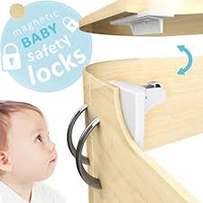 best baby cabinet locks amazon com best child proof cabinet locks by dr safety 8 magnetic