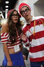 easy couples costumes 50 great feats in pop culture at san diego comic con easy