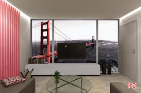 mural san francisco bridge window view grey wallpapers mural san francisco bridge window view grey