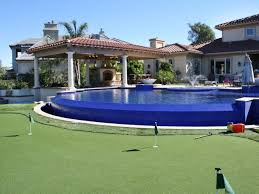 top small backyard putting green architecture nice