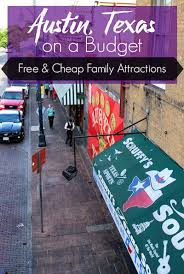 on a budget free and cheap family attractions