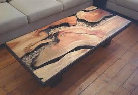 Creative Coffee Tables Coffee Table Made Of Tree Branches Rascalartsnyc