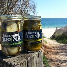 Backyard Pictures by Handmade Artisan Pickles North Fork Ny