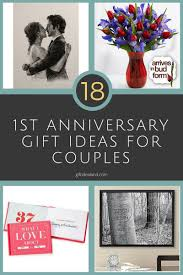 1st anniversary gifts for husband 22 amazing 1st anniversary gift ideas for couples husband