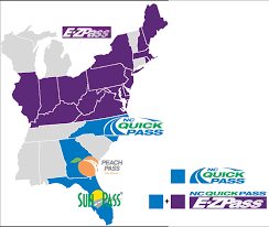 Florida Turnpike Map Nc Quick Pass