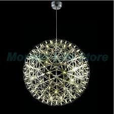 30 Off Aluminum Big Ball Riamond Round Led Light Ceiling