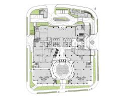 Plan Ground Floor Gallery Of K11 Art Mall Shanghai Kokaistudios 18