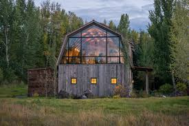 modern barn design the barn is the perfect exle of modern rustic design kontaktmag