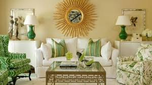 Beautiful Neutral  Awesome  Minute Room Makeover Ideas Part - Adding color to neutral living room
