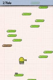 doodle jump doodle jump iphone gamer