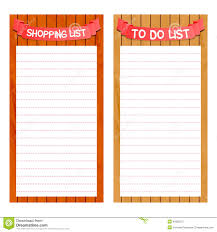 paper clipart shopping list pencil and in color paper clipart