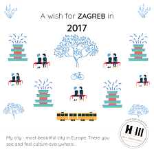 Colors In 2017 A Wish For Zagreb In 2017
