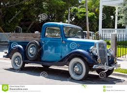 Vintage Ford Pickup Truck - old ford pickup editorial stock image image 32626429