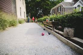 bowled over for a backyard bocce court weekend eugene oregon