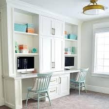 kitchen cabinet desk ideas built in cabinet desk the best built in desk ideas on home office