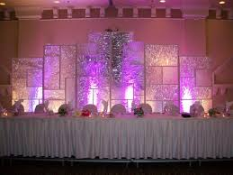 wedding backdrop themes wedding décor manitoba creating a inc