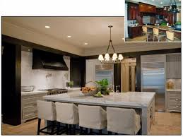 kitchen remodel idea kitchen renovation budget diy refacing on a before and after