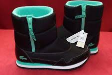 lacoste womens boots uk lacoste s boots ebay
