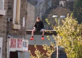 siege mcdo give me a mcdonald s or i ll jump threatens darwen rooftop siege