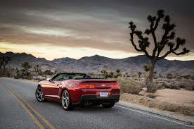 2014 camaro convertible ss which convertible ford mustang or chevy camaro motor trend