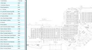 dsc floor plan dsc conservation exhibitor floor plan list now live dallas