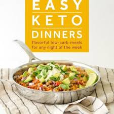 all day i dream about food low carb keto recipes for everyday living