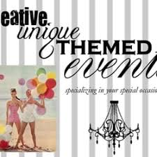 themed ls creative unique themed events wedding planning cranston ri
