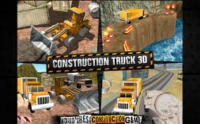 construction truck 3d android apps on google play