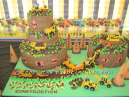 construction birthday cake 100 coolest construction cakes