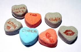 necco sweethearts sweethearts why d you eat that