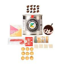 hot chocolate gift set hot chocolate box christmas gift set gifts for the foodie craved