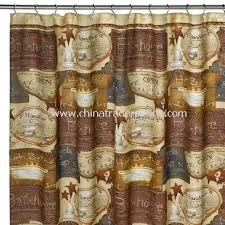 Country Shower Curtain Wholesale Country Baths Brown Shower Curtain Buy Discount Country