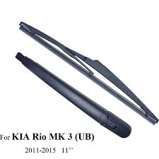 Kia Mk Rear Wiper Blade Arm For Kia Mk 3 Ub 5 Door Hatchback 2011