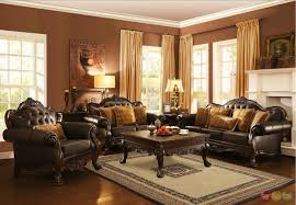 brown leather living room sets faux leather living room set 12 gallery image and wallpaper