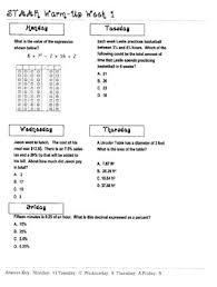 best solutions of 3rd grade math staar test practice worksheets