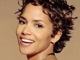 haircuts short curly hair curly hairstyles halle berry short curly hairstyle ivpetm
