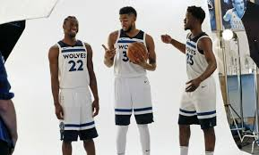 jimmy butler leading young timberwolves