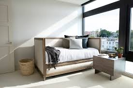 daybeds living room modern with barcelona daybed upholstered